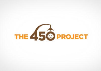 450 PROJECT / LOGO / IDENTITY