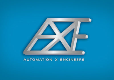 AUTOMATION X ENGINEERS / LOGO / IDENTITY