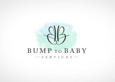 BUMP TO BABY / LOGO / IDENTITY