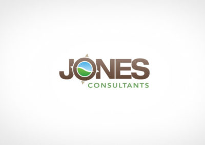 JONES CONSULTANTS / LOGO / IDENTITY