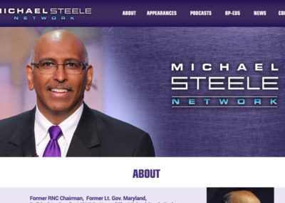 MICHAEL STEELE NETWORK / WEB