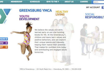 YMCA / WEB