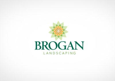 BROGAN LANDSCAPING / LOGO / IDENTITY