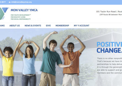 MON VALLEY YMCA / WEB